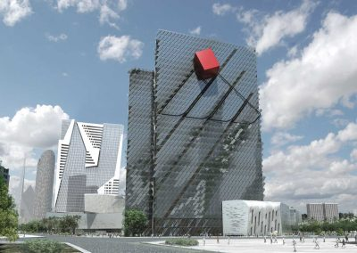 Concept Design Headquarters of Shenhua Group Base In Southern China_Zhuhai