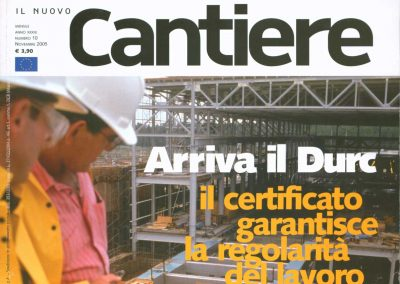 Il Nuovo Cantiere n°10, 2005