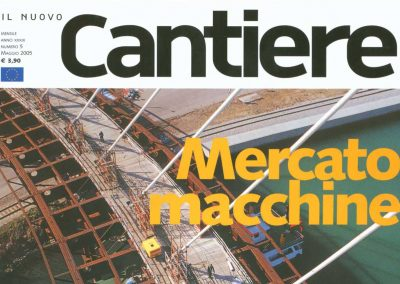 Il Nuovo Cantiere n°5, 2005