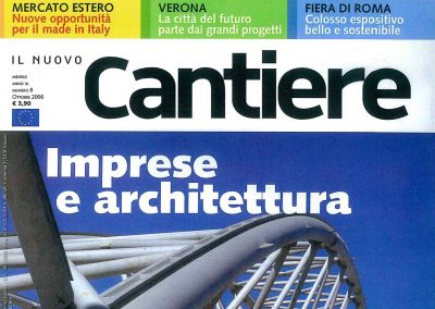 Il Nuovo Cantiere n°8, 2006
